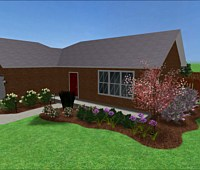 Landscape Design Washington Township, IN