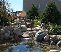 Water Features Fishers, IN